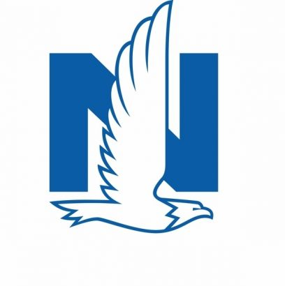 Nationwide N and Eagle logo on a white background