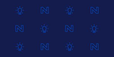 Nationwide dark lightbulb banner